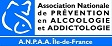 Association Nationale de Prévention en Alcoologie et Addictologie, Ile-de-France